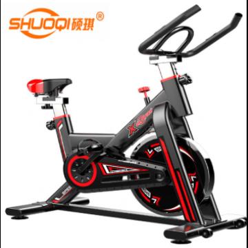 硕琪动感单车家用健身车app游戏室内超静音健身器材自行车健身减肥器材