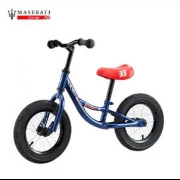 玛莎拉蒂儿童车平衡车无脚踏滑步车学步车2男5小孩自行车宝宝滑行车1-3岁6女MST008