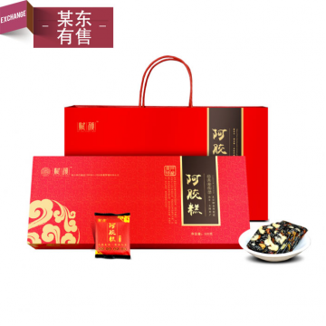 东阿 阿胶糕(礼盒装500g)