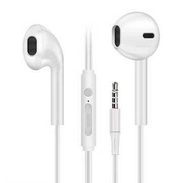 通用耳机vivo华为OPPO苹果小米手机入耳式运动重低音耳机线女生