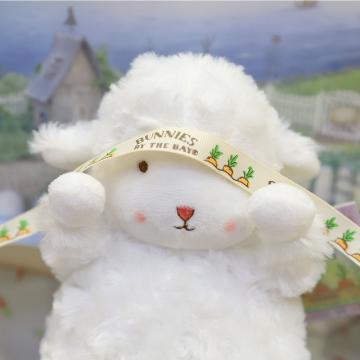 美国bunnies小羊公仔毛绒玩具网红羊玩偶正版生日礼物女