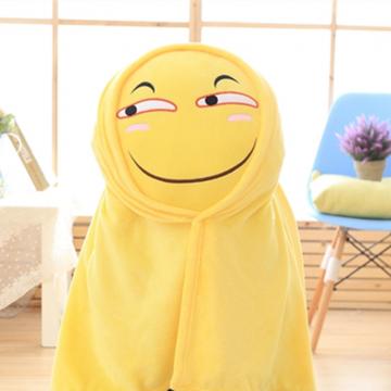 滑稽表情抱枕表情包二次元动漫周边暖手抱枕  仅暖手抱枕
