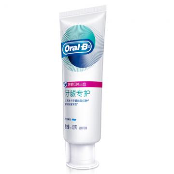 欧乐B牙龈专护牙膏(对抗红肿出血)40克