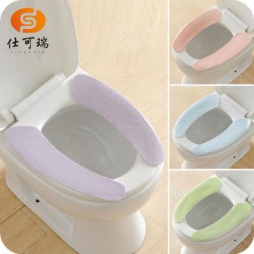 马桶垫粘贴式坐垫坐便套家用防水水洗坐便垫水洗坐便套通用一次性