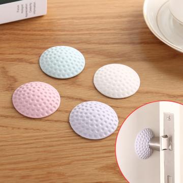 防撞垫免打孔门吸硅胶防撞胶粒卫生间门后静音厕所浴室卧室隐形垫