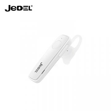 S-JEDEL 蓝牙耳机无线迷你耳挂耳塞式商务运动通用型gear130 白色