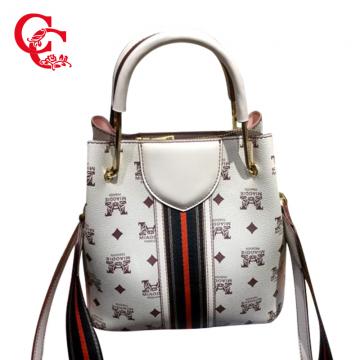 S-CC单肩包女斜挎包PVC个性时尚印花韩版包 9729H 两色可选