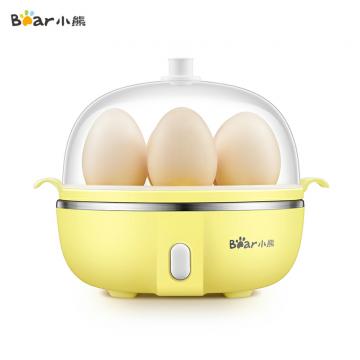 J-小熊/Bear 煮蛋器 家用早餐迷你机蒸蛋器自动断电智能一键式单层可煮5个蛋ZDQ-B07T2