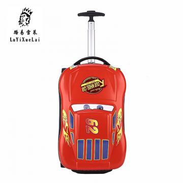 J-路易雪莱儿童时尚拉杆箱 18寸 小汽车拉杆箱 DIY贴图 儿童时尚拉杆箱 9625