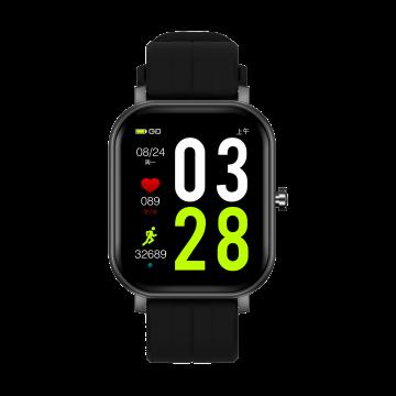 时尚防水运动模式心率血压血氧监测拍照双模开关切换智能手表S10