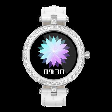 为女性而生超薄运动健身手环无线新款音乐健康多功能智能手表